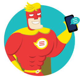 Message Hero low cost bulk sms